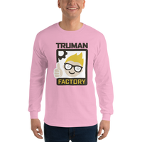 Truman Factory Logo Long Sleeve T-Shirt (8 colors available at checkout)