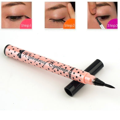 High Quality Black New Cosmetics Makeup Not Dizzy Waterproof Liquid Eyeliner Pencil