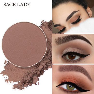 Matte Shadow Palette Makeup Waterproof Eyeshadow Natural Make Up