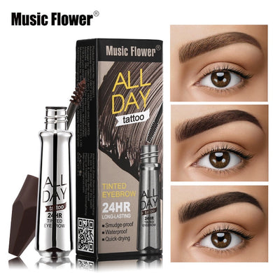 Eyebrow Gel Waterproof Long Lasting Tint Makeup