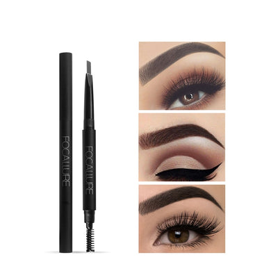 2 in 1 eyebrow pencil makeup