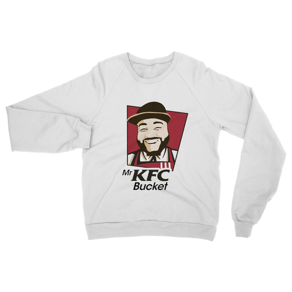 MR KFC BUCKET SWEATSHIRT