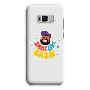 SMILE LIKE BASH PHONE CASE