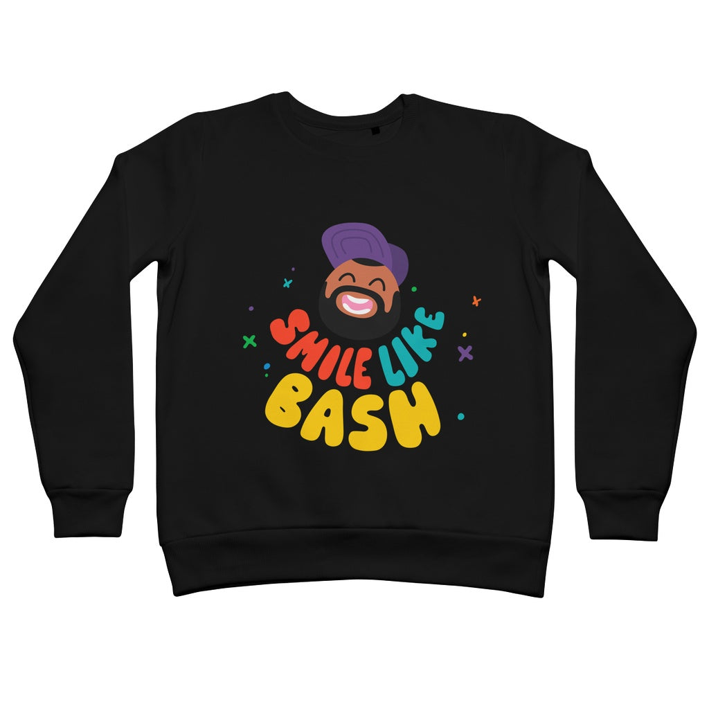 Smile Like Bash Sweatshirt