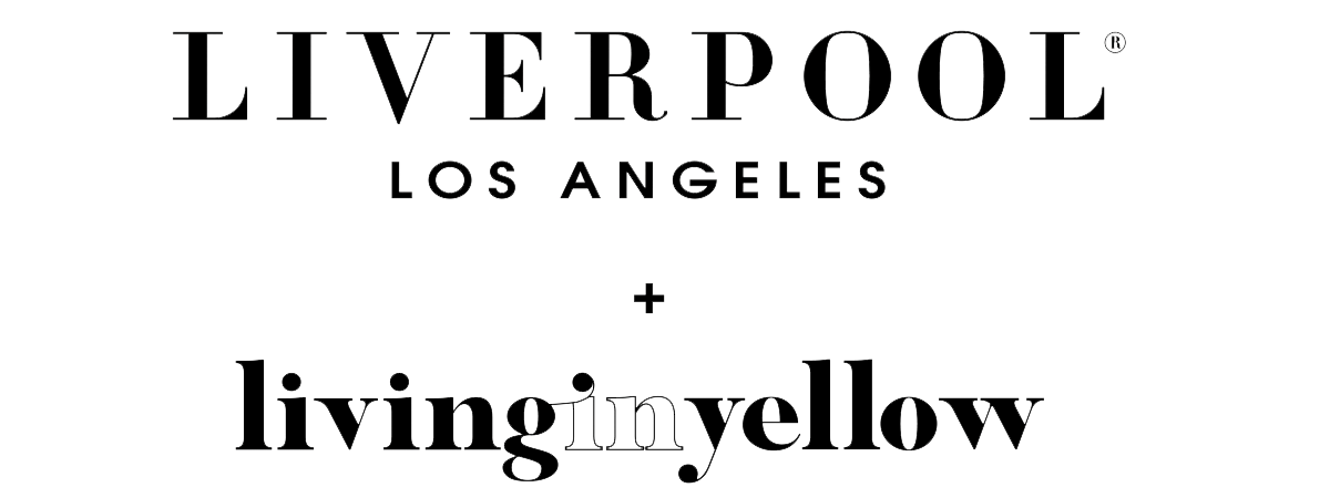 Introducing the Living In Yellow and Liverpool Exclusive Capsule Collection