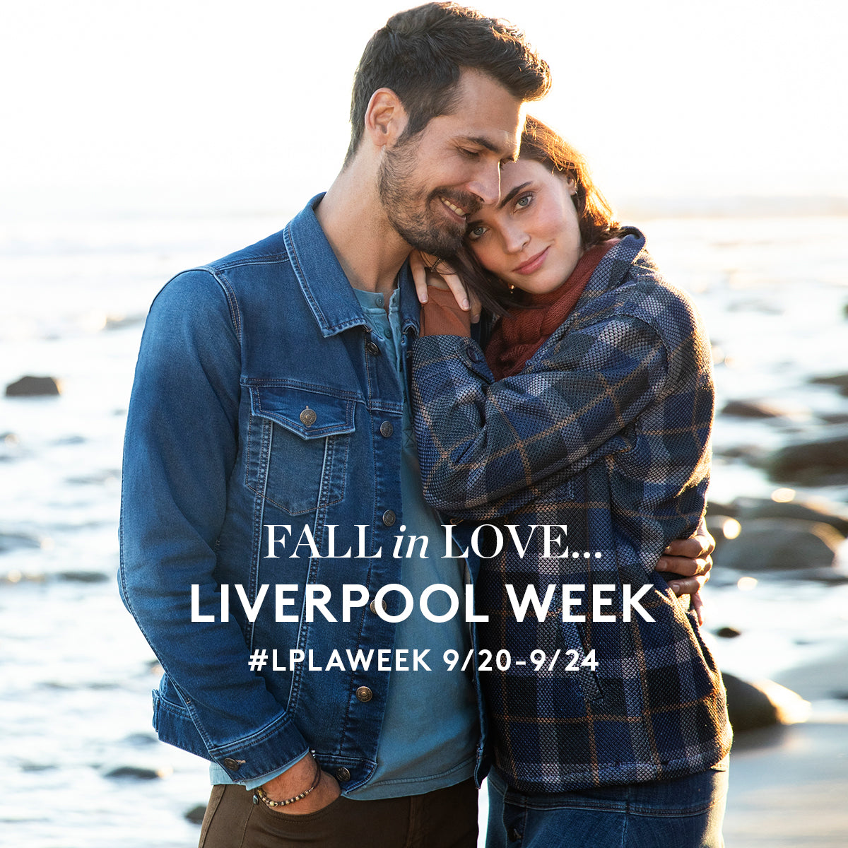 FALL IN LOVE: Liverpool Week 9/20 to 9/24
