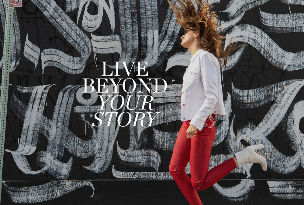 Liverpool Los Angeles: Live Beyond your Story