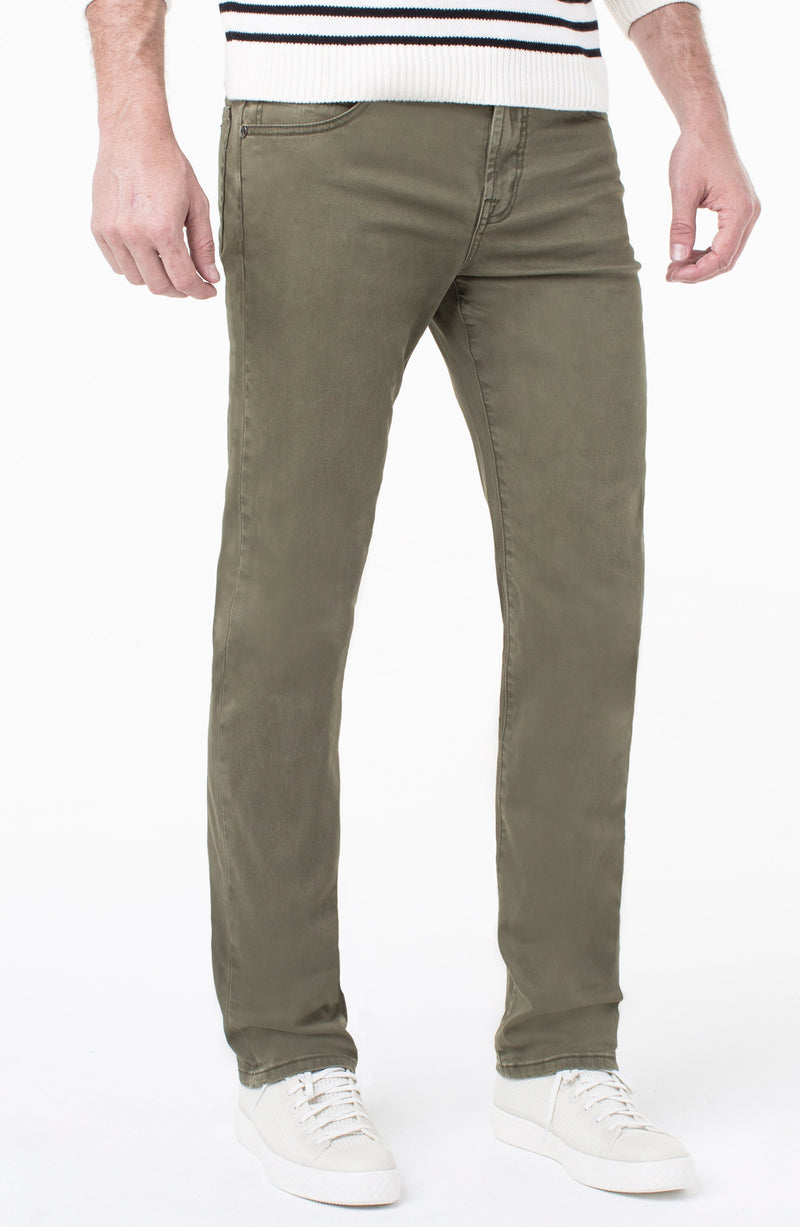 LGR301DC OLIVE NIGHT SF 800x - Denim Options For Men Of All Shapes & Sizes From Liverpool Jeans