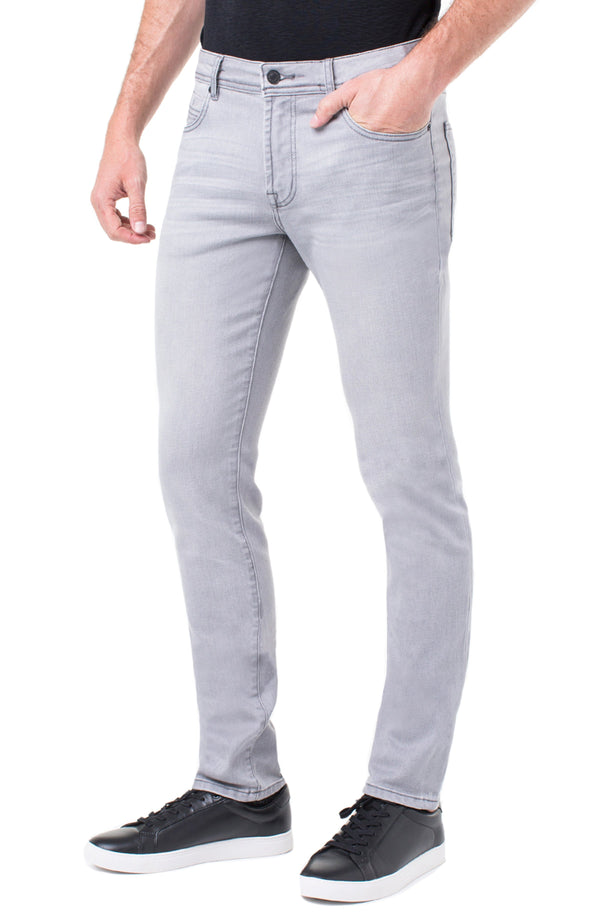 KINGSTON MODERN SLIM STRAIGHT DENIM