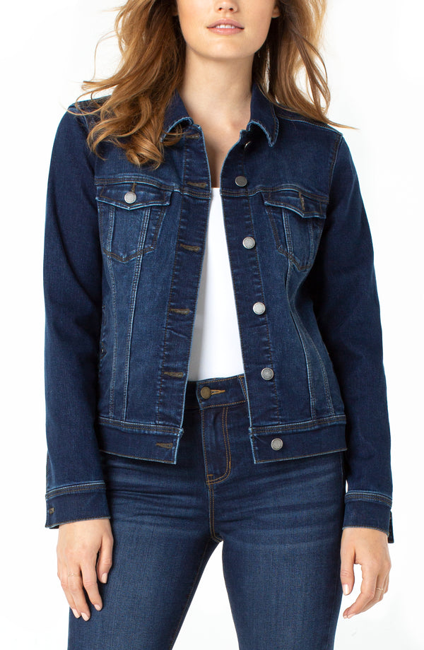 CLASSIC ECO DENIM JACKET