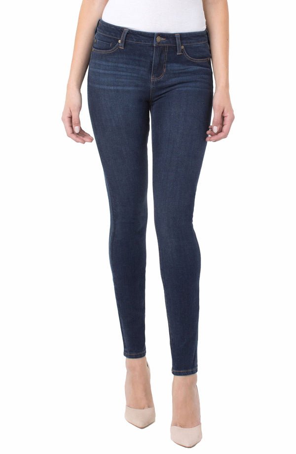 ABBY SKINNY 4-WAY STRETCH CONTOUR