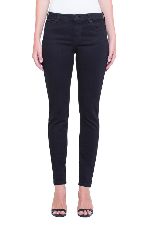 ABBY SKINNY PERFECT BLACK
