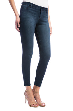 PENNY ANKLE SKINNY HIGH PERFORMANCE DENIM