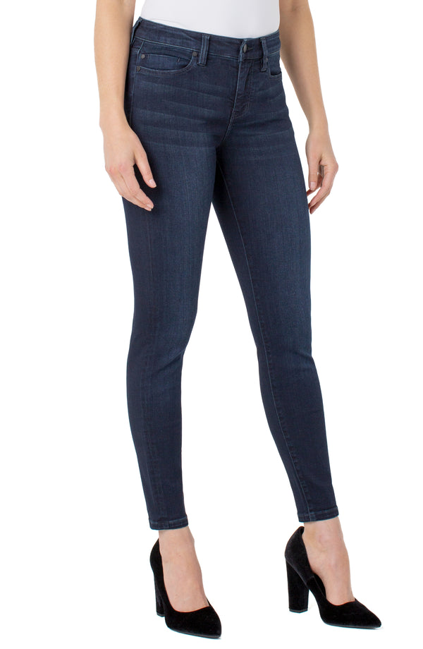 ABBY ANKLE SKINNY HIGH PERFORMANCE DENIM