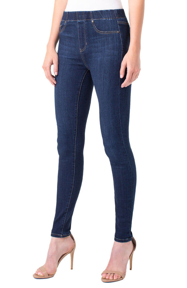 CHLOE SKINNY HIGH PERFORMANCE DENIM