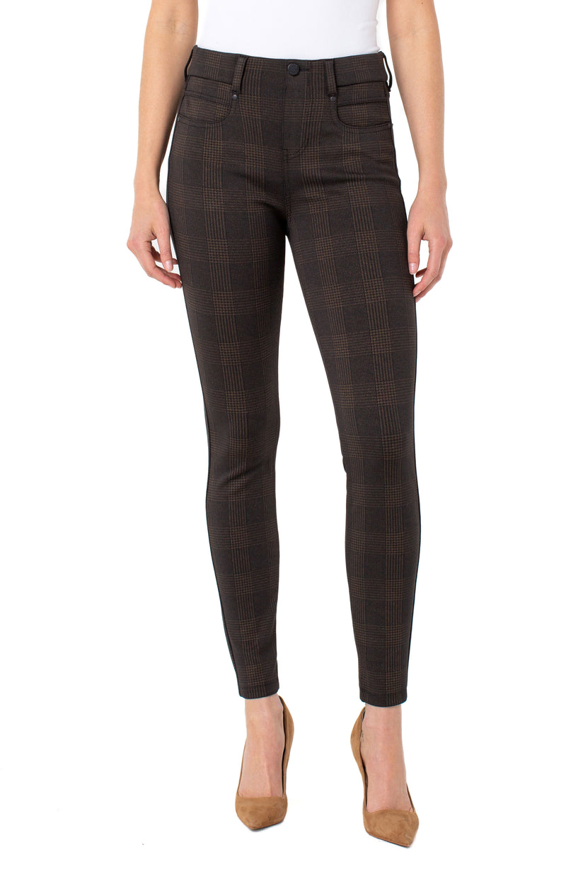COPPER BLACK GLEN PLAID-1