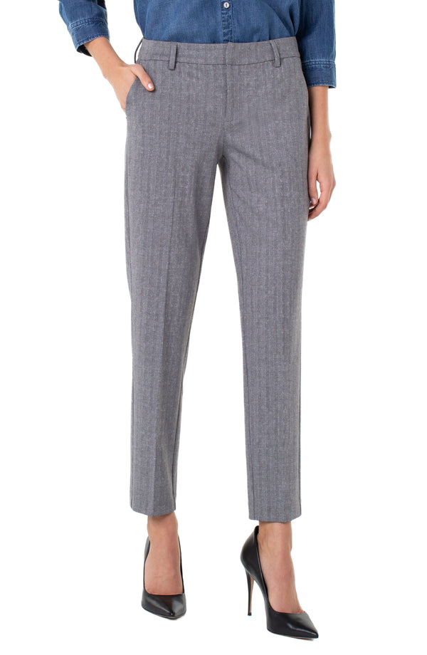 KELSEY TROUSER PATTERNED KNIT