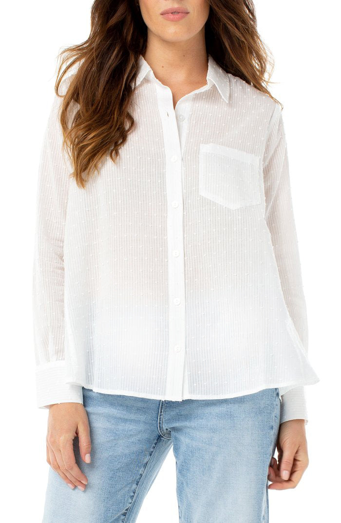 WHITE SWISS DOT
