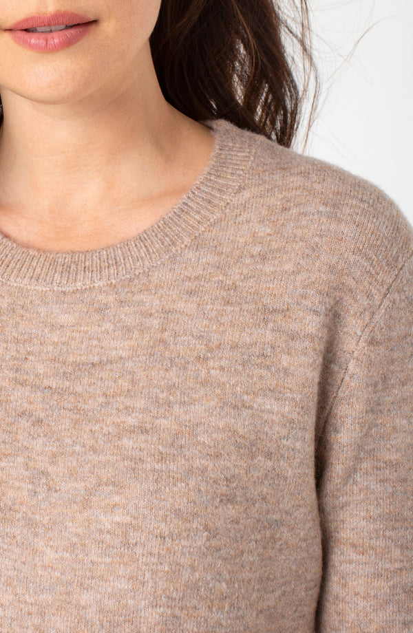TAUPE HEATHER