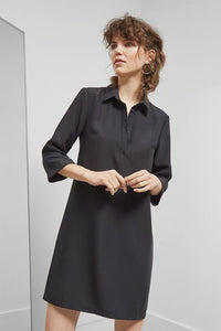 Great Plains UK crepe shift dress