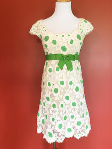 1950s mint condition vintage Grace Kelly dress