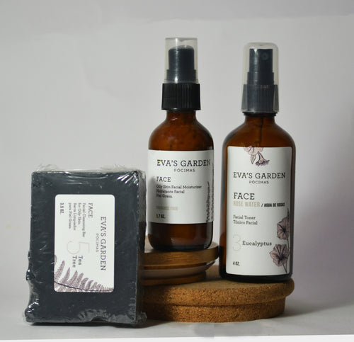 Anti-Acne Facial Kit