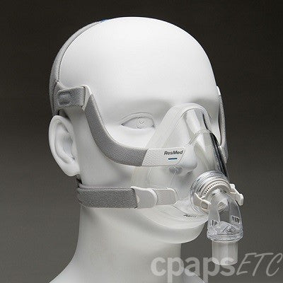 AirFit™ F20 Full Face CPAP Mask with Headgear