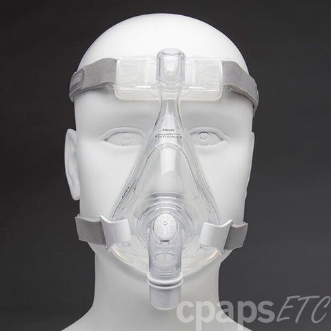 Amara Full Face Mask with Headgear