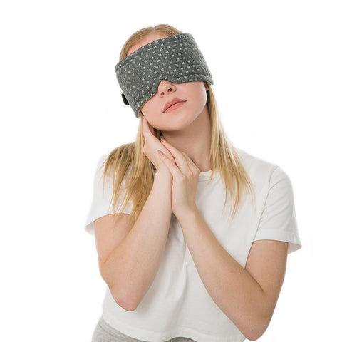Luxury Memory Foam Anti-Fatigue Sleep Mask