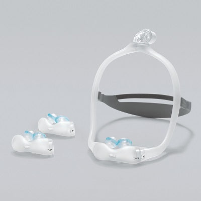 DreamWear Gel Nasal Pillow CPAP Mask w/ Headgear - Fit Pack