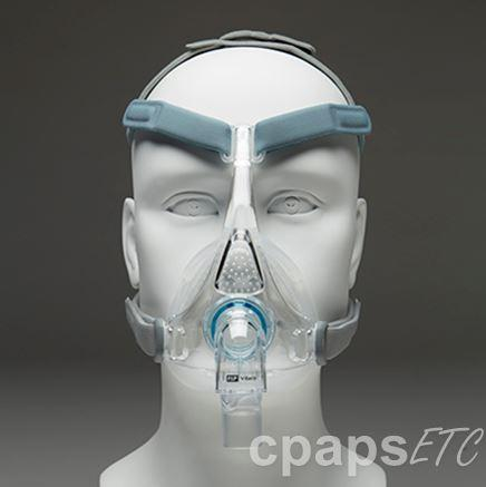 Vitera™ Full Face Mask with Headgear