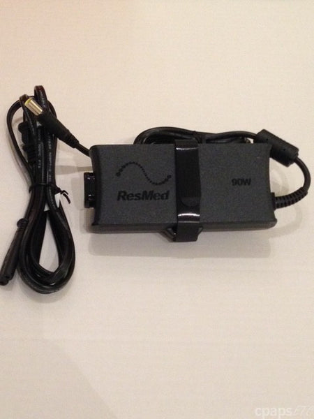 ResMed AirSense™ 10 and AirCurve™ 10 External Power Supply