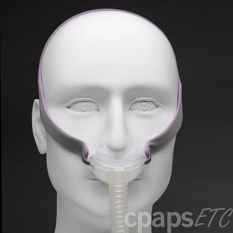 AirFit™ P10 Nasal Pillow CPAP Mask for Her with Headgear