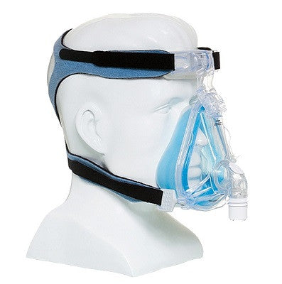 ComfortGel Blue Full Face Mask with Headgear