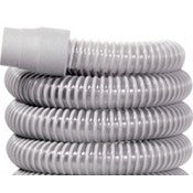 Standard Grey Flexible 6' Cpap Tubing