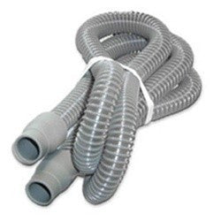 Grey Flexible 8' Cpap Tubing