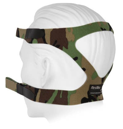Universal (Colored) Headgear for MOST ResMed Masks