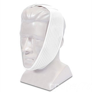 DELUXE  White Chinstrap