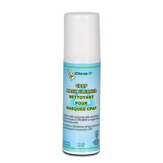 Citrus II Travel Mask Cleaner - 1.5 oz. Spray Bottle