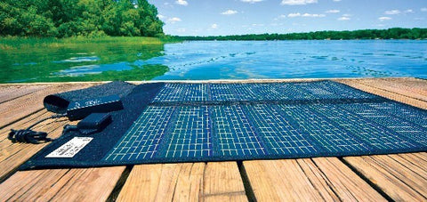 Transcend II Portable Solar Charger