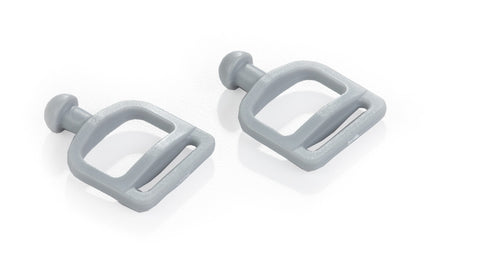 Transcend II Headgear Ball Clips (1 Pair)