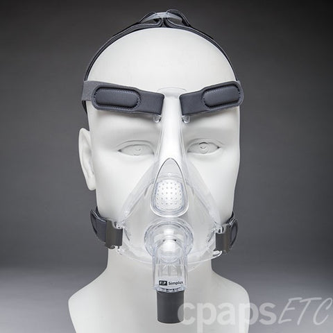 Simplus™ Full Face CPAP Mask with Headgear