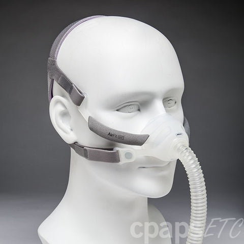 AirFit™ N10 Nasal CPAP Mask for Her with Headgear