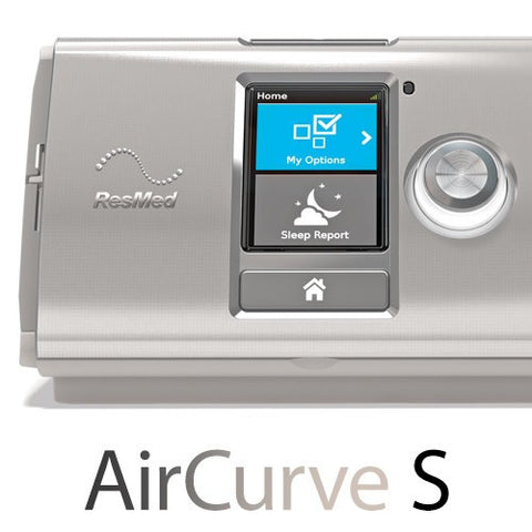 ResMed AirCurve™ 10 S