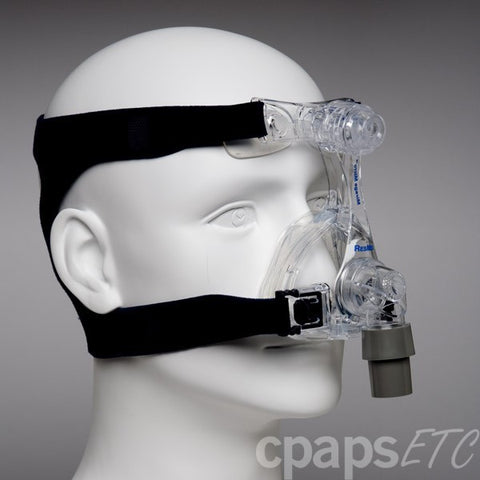 Mirage Micro™ Nasal Mask with Headgear