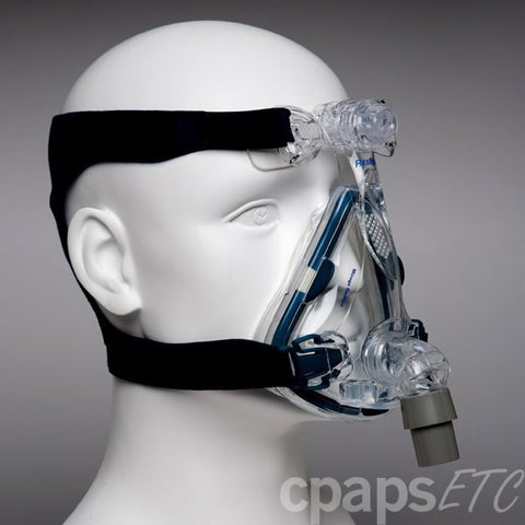 Mirage Quattro™ Full Face Mask with Headgear