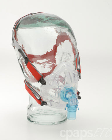 Hans Rudolph 7600 Series V2 Full Face Cpap Mask with Headgear