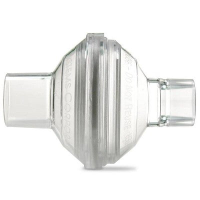 Universal In-Line Bacteria Filter for CPAP & BiPAP Machines