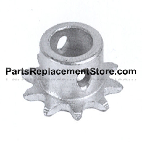 "Sprocket-65 Chain, 9 tooth, 5/8"" bore"