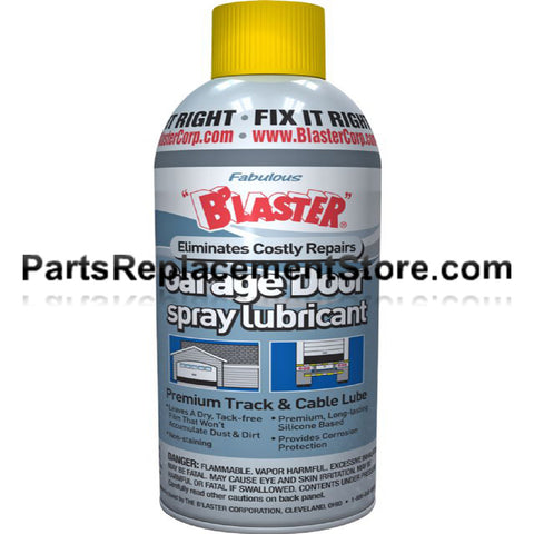B'Laster GDL Garage Door Lube